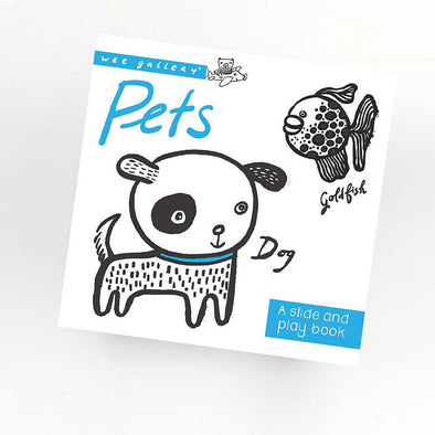 Buch Slide & Play Pets