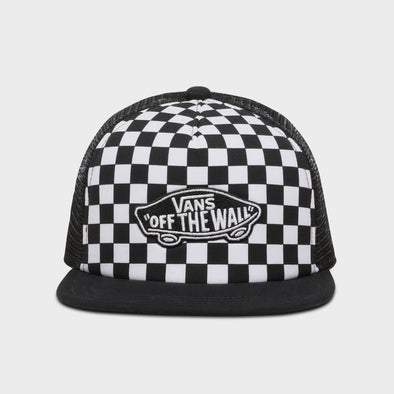Baseball Cap Checkerboard