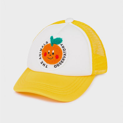 Baseball Cap Hamster Nylon Yellow