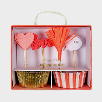 Cupcake Kit Blissful