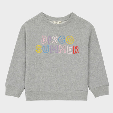 Sweatshirt Disco Summer