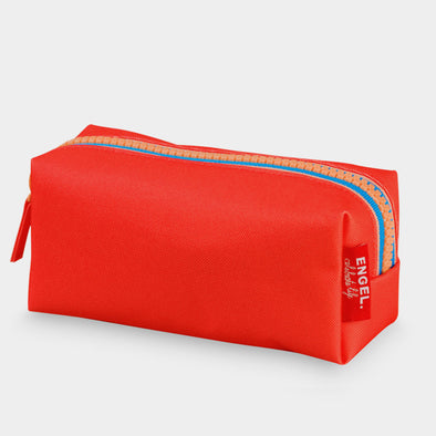 Etui Zipper Red