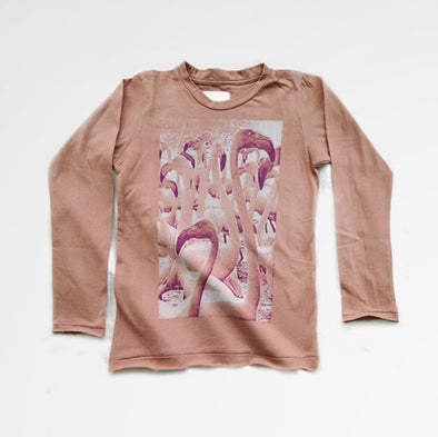 Shirt Flamingo