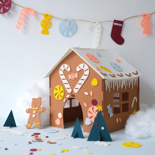 Mini Makers Ginger Bread House Set