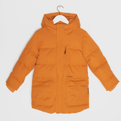 Puffer Jacke Tiger Eye Inca Gold