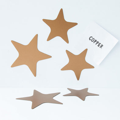 Magnete Stars copper