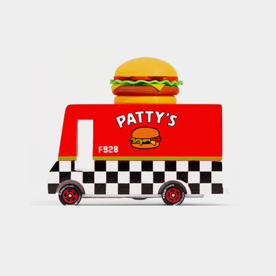 Pattys Hamburger Van