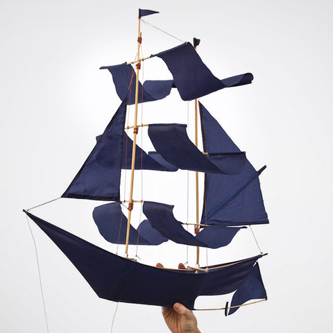 Drachen Sailing Ship Indigo