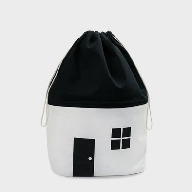 Toy Bag House No. 1 Medium