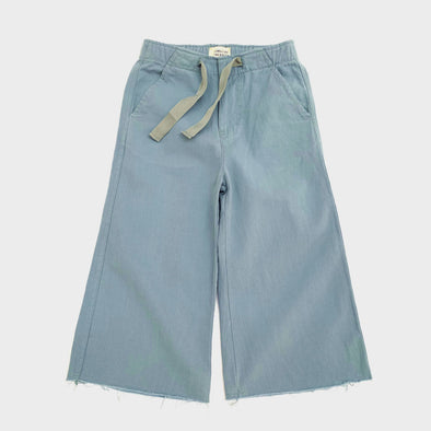 Hose Canvas Blue