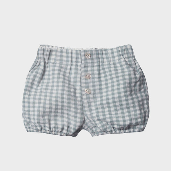 Baby Shorts Gingham