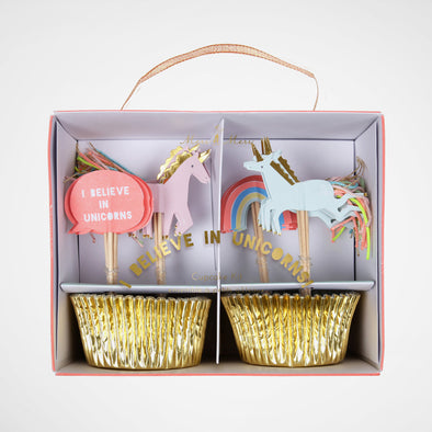Cupcake Kit Unicorns