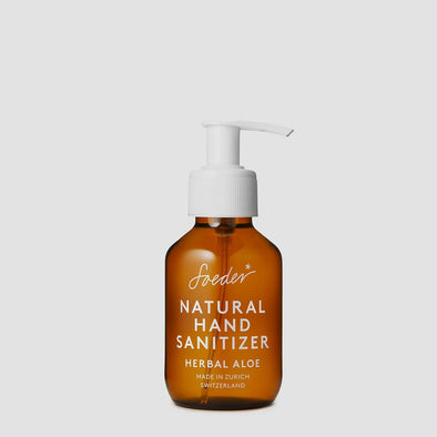 Natural Hand Sanitizer Aloe 100 ml
