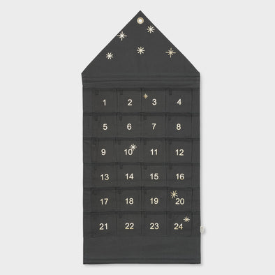 Adventskalender Star Green
