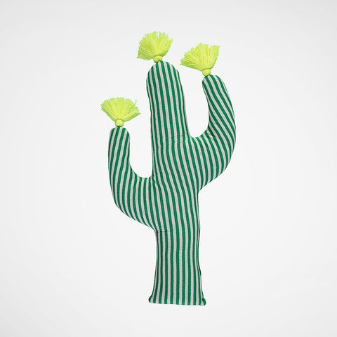 Kissen Knitted Cactus