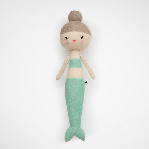Friend No. 17 - The Mint Mermaid Chloé