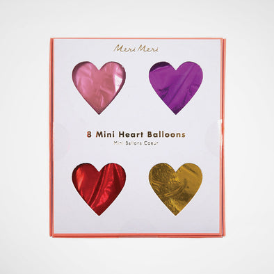 Ballon Set Mini Hearts