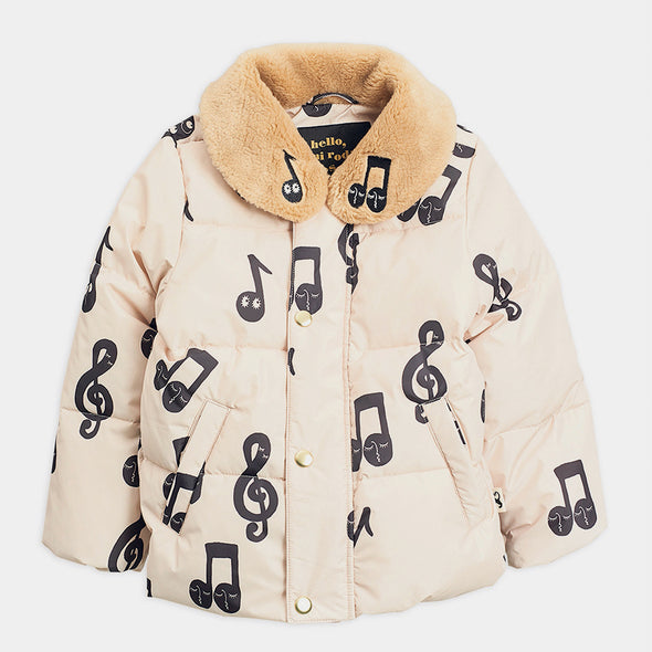 Jacke Puffer Notes