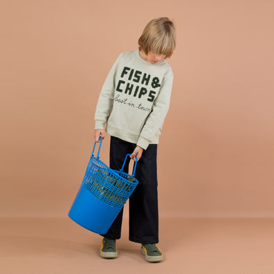 Sweatshirt Fish & Chips