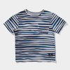 T-Shirt Wavestripe
