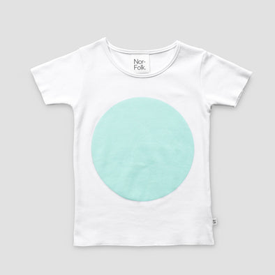 T-Shirt Mint Dot