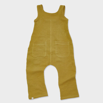 Jumpsuit Relaxed Ochre