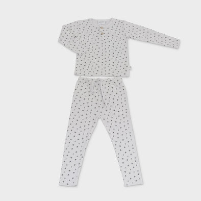 Pyjama Ours Bee Scintille