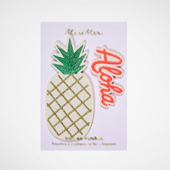 Patches Pineapple