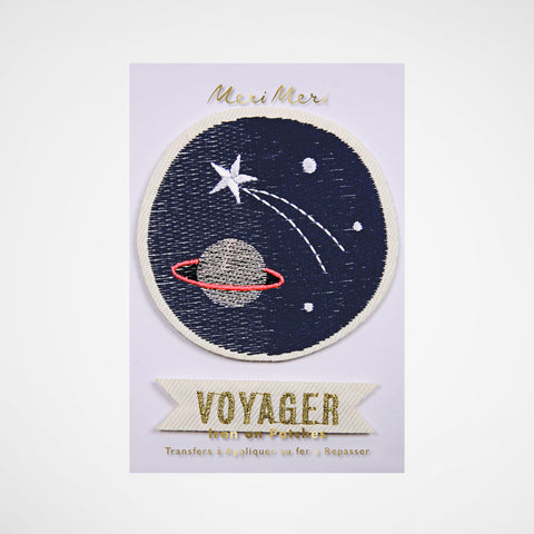 Patches Space Voyager