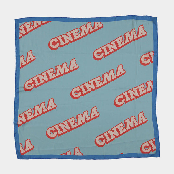 Bandana Silk Cinema