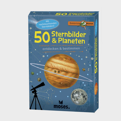 Expedition 50 Sternbilder & Planeten
