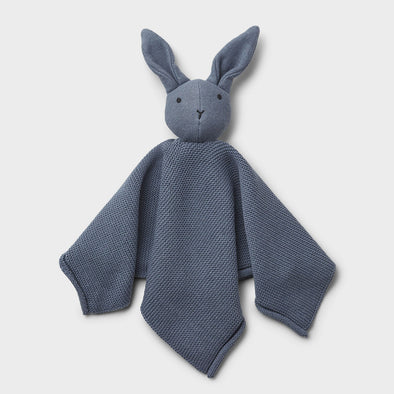 Cuddle Cloth Rabbit blue