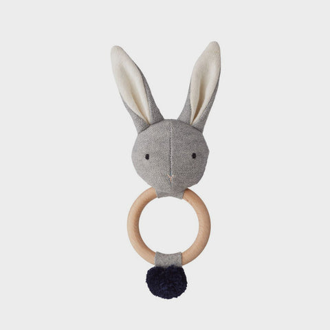 Rassel Rabbit grey melange