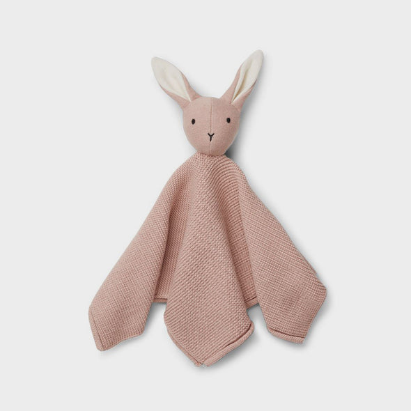 Cuddle Cloth Rabbit rose