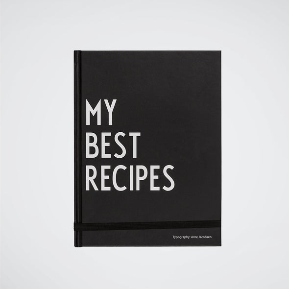 Rezeptbuch My Best Recipes