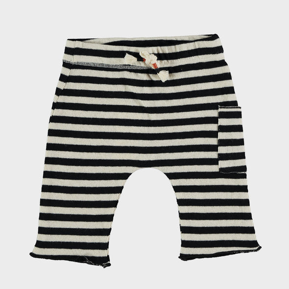 Hose Sailor Stripe Black