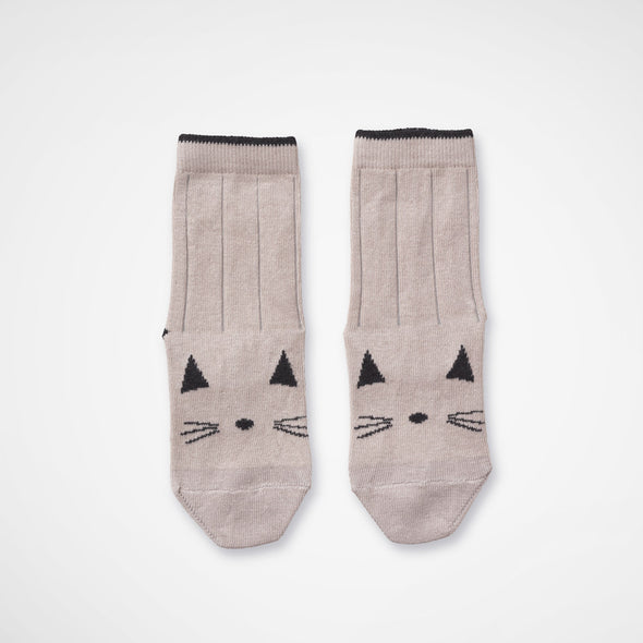 Socken Cat rose 2er Pack