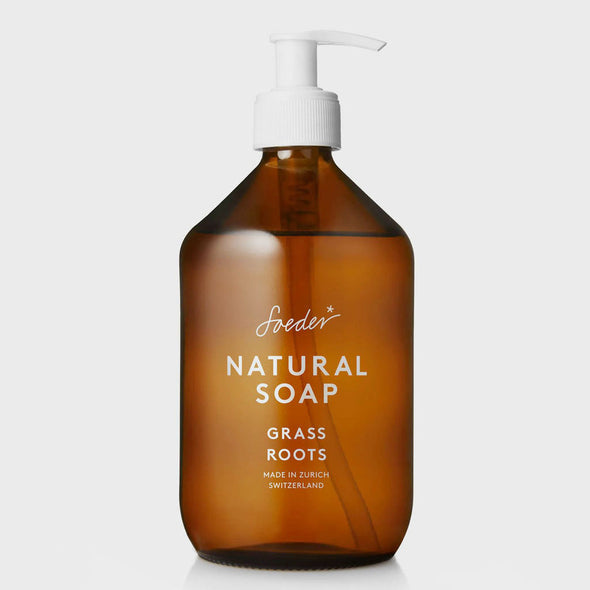 Naturseife Grass Roots 500ml