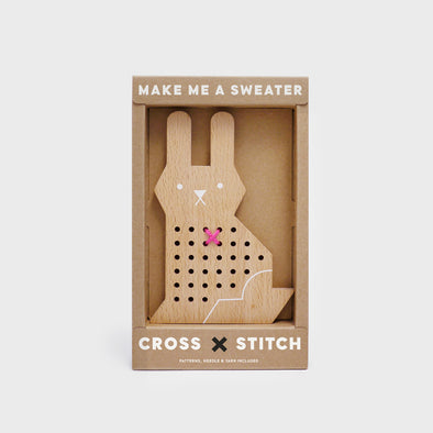 Kreuzstich Cross Stitch Rabbit