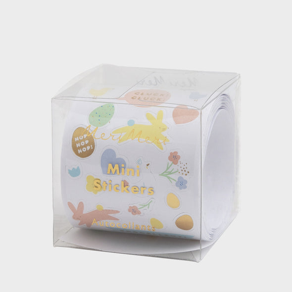 Sticker Rolle Easter