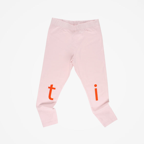 Leggings T-I-N-Y pink