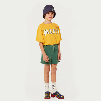 T-Shirt Yellow Merci