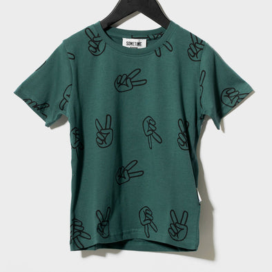 T-Shirt Willow Green
