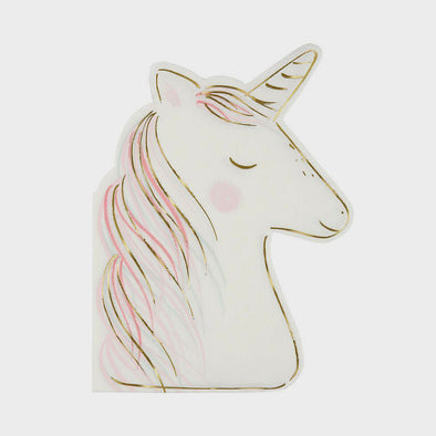 Servietten Unicorn