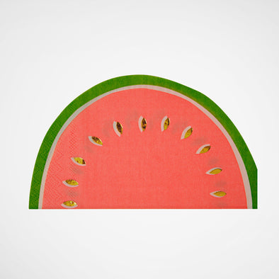 Servietten Watermelon