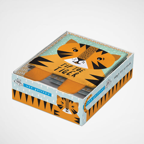 Soft Book Tiger