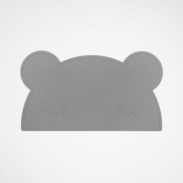 Tischset Bear Grey