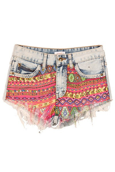 Alex Shorts - For You Clothing Co. - 1