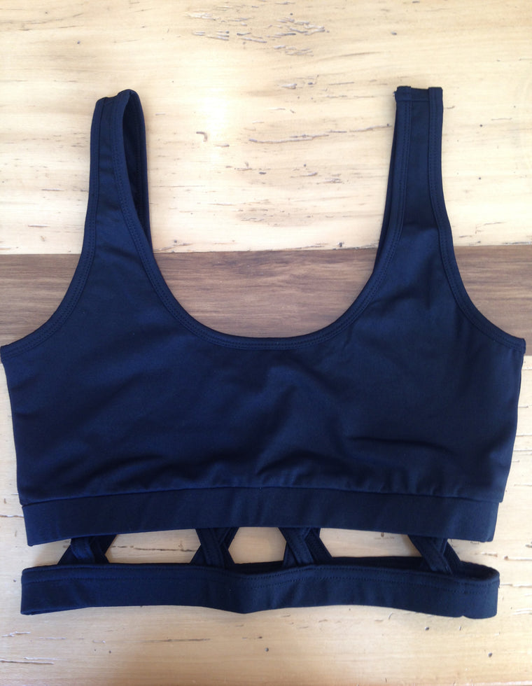 Mandy Sports Bra - For You Clothing Co. - 1