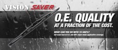 Saver Automotive Vision Saver Wiper Blades